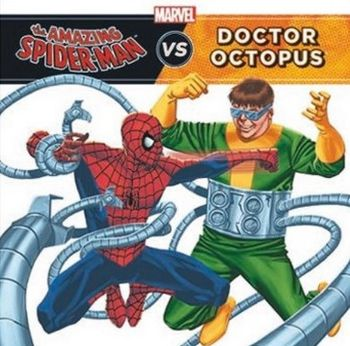 Marvel The Amazing Spider-Man vs Doctor Octopus