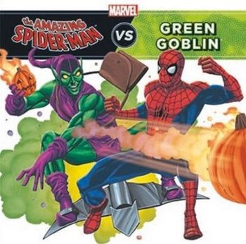 Marvel The Amazing Spider-Man vs Green Goblin