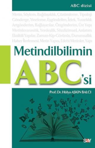 Metindilbilimin ABC si