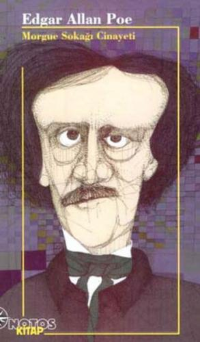 Morgue Sokağı Cinayeti Edgar Allan Poe