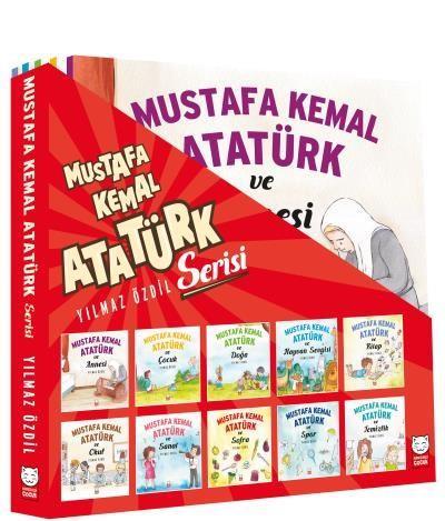 Mustafa Kemal Serisi-10 Kitap Set