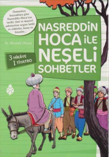 Nasreddin Hoca Ile Neşeli Sohbetler 4 Kitap Takım