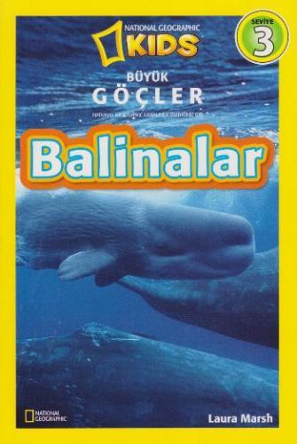 National Geographic Balinalar Seviye-3