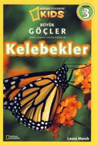 National Geographic Kids - Kelebekler