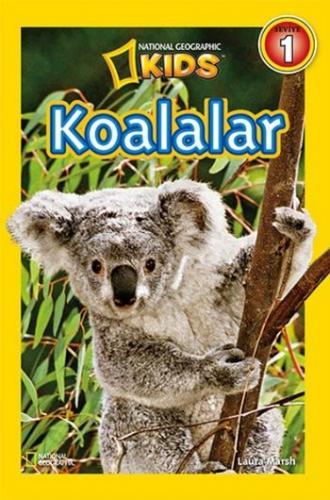 National Geographic Kids Koalalar-Seviye 1