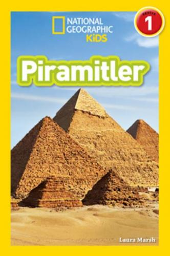 National Geographic Kids Piramitler Seviye 1