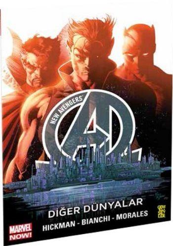 New Avengers-Marvel Now 3. Cilt Diğer Dünyalar