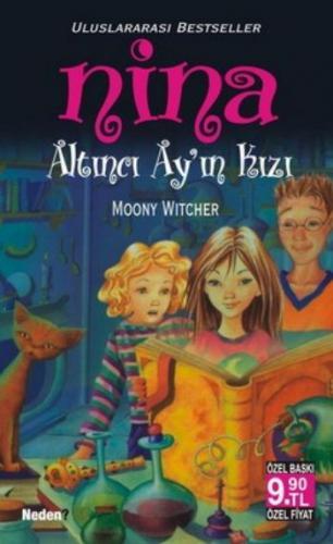 Nina-Altıncı Ay'ın Kızı / Cep Boy Moony Witcher