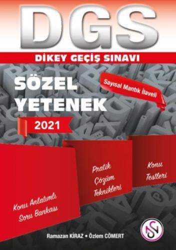 Nisan DGS Sözel Yetenek Konu Anlatımlı Soru Bankası 2021-YENİ