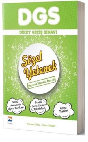 Nisan DGS Tek Kitap Sözel Yetenek Konu Anlatımlı Soru Bankası-YENİ