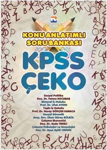 Nisan KPSS ÇEKO Çalışma Ekonomisi Konu Anlatımlı Soru Bankası