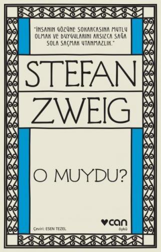 O Muydu Stefan Zweig