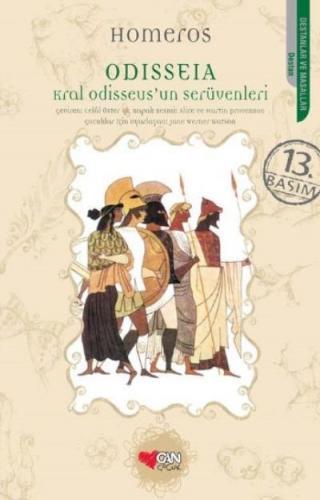 Odisseia-Kral Odisseus'un Serüvenleri (Çocuk)