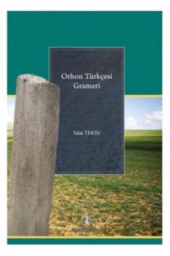 Orhon Türkçesi Grameri Türk Dil Kurumu Yayınları Kolektif