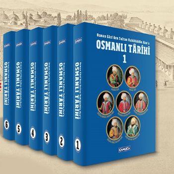 Osmanlı Tarihi -6 Kitap Kutulu Set