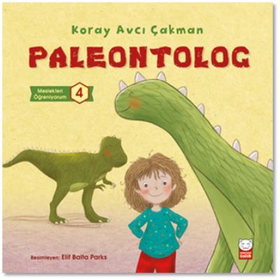 Paleontolog-Meslekleri Öğreniyorum 4