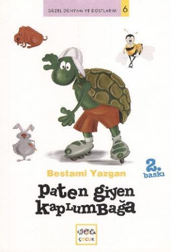 Paten Giyen Kaplumbağa