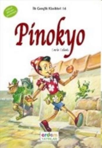 Pinokyo-İlk Gençlik Klasikleri 16