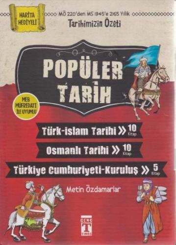 Popüler Tarih 25 Kitap