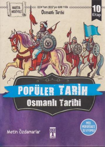 Popüler Tarih - Osmanlı Tarih 10 Kitap