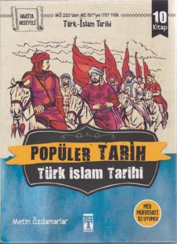 Popüler Tarih Türk İslam Tarihi Seti 10 Kitap
