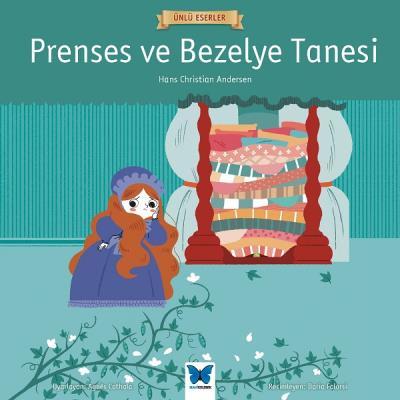 Prenses ve Bezelye Tanesi-Ünlü Eserler Serisi
