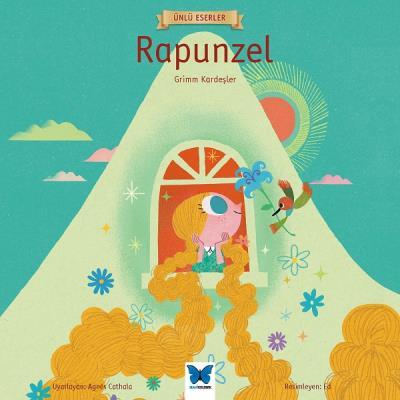 Rapunzel-Ünlü Eserler Serisi