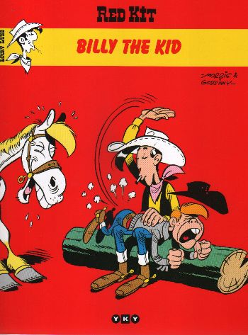 Red Kit-15: Billy the Kid