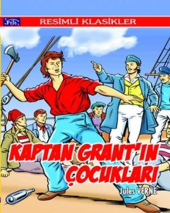 Resimli Klasikler Dizisi: Kaptan Grant'ın Çocukları