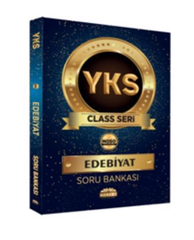 Robert YKS Class Seri Edebiyat Soru Bankası