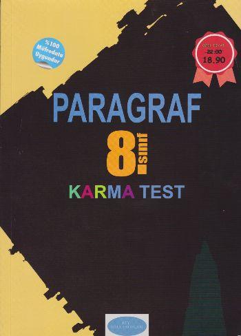 Rota 8. Sınıf Paragraf Karma Test