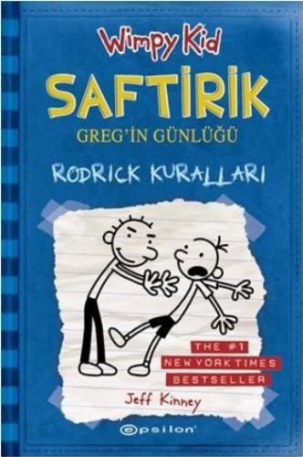 Saftirik Greg'in Günlüğü-2: Rodrick Kuralları