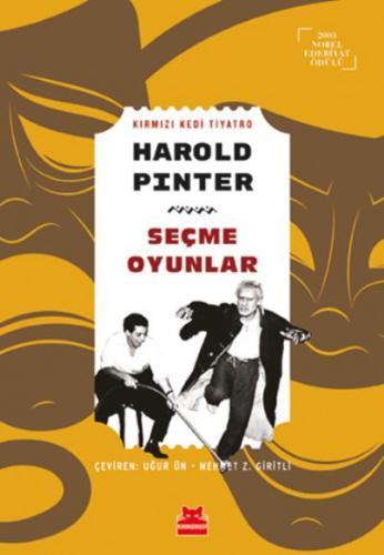 Seçme Oyunlar Harold Pinter