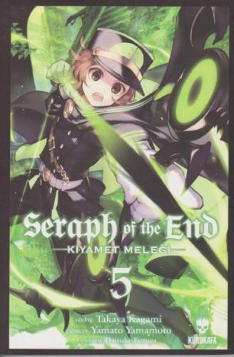 Seraph Of The End - Kıyamet Meleği 5