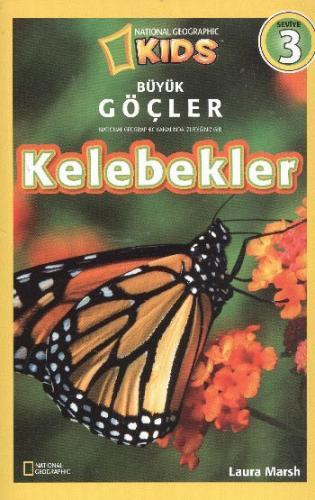 Seviye-3: Büyük Göçler-Kelebekler