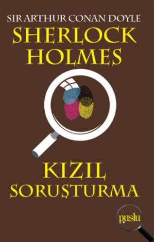 Sherlock Holmes-Kızıl Soruşturma