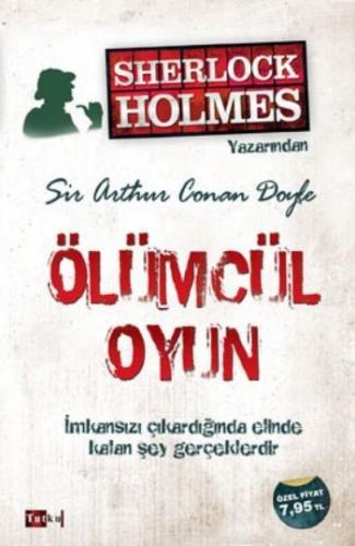 Sherlock Holmes Ölümcül Oyun
