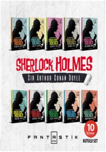 Sherlock Holmes Set 10 Kitap