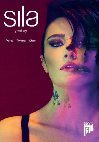 Sıla - Yeni Ay-Vokal-Piyano-Gitar