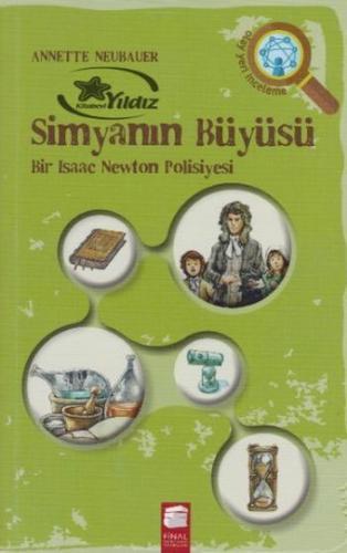 Simyanın Büyüsü-Bir İsaac Newton Polisiyesi