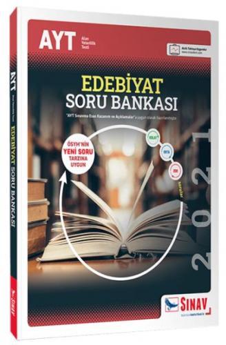 Sınav AYT Edebiyat Soru Bankası 2021-YENİ