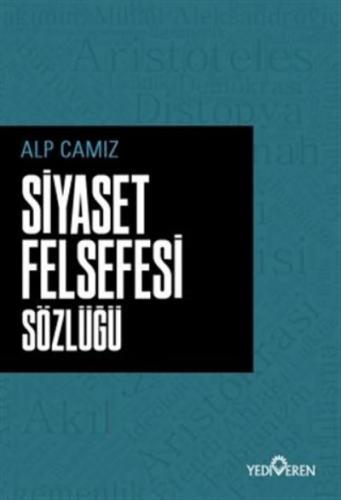 Siyaset Felsefesi Sözlüğü Alp Camız