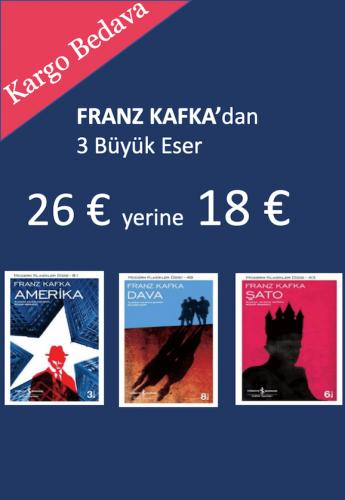Franz Kafka Kitap Seti Franz Kafka