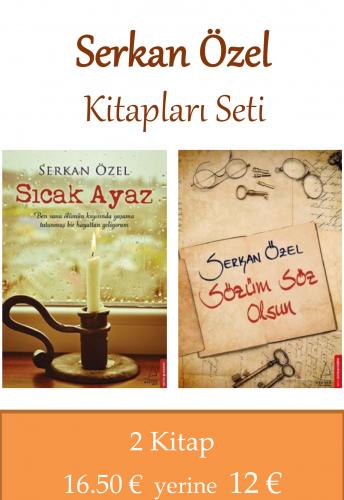 Serkan Özel Kitapları Seti