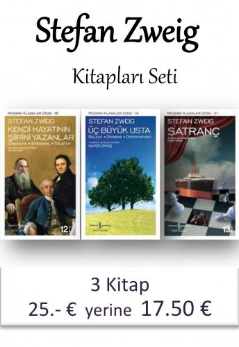 Stefan Zweig Kitapları Seti