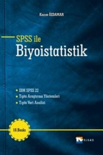 SPSS ile Biyoistatistik - Kazım Özdamar