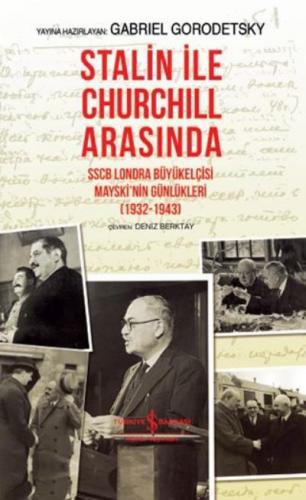Stalin İle Churchill Arasında-Ciltli