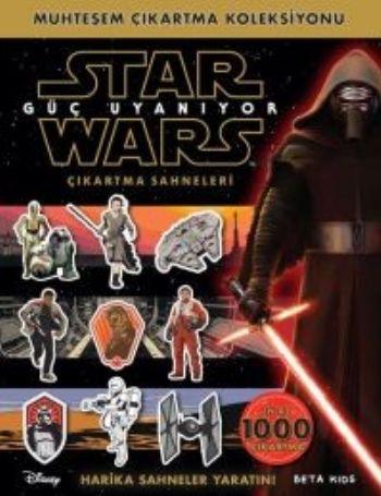 Star Wars - Güç Uyanıyor Çıkartma Sahneleri