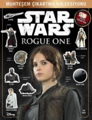 Star Wars Rogue One Muhteşem Çıkartma Koleksiyonu