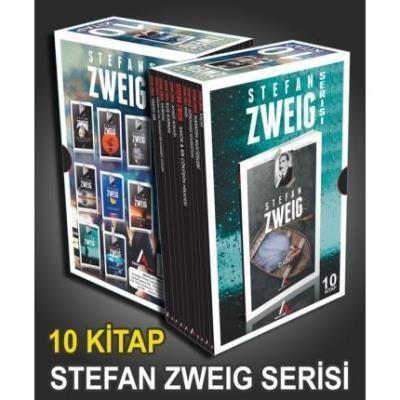 Stefan Zweig Seti 10 Kitap-Kutulu